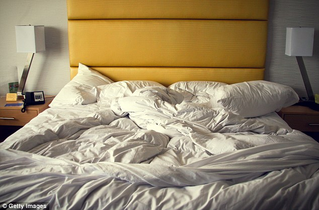 How often should you clean? Experts say that you should make your bed, wipe down your shower walls and sweep the kitchen floors once a day