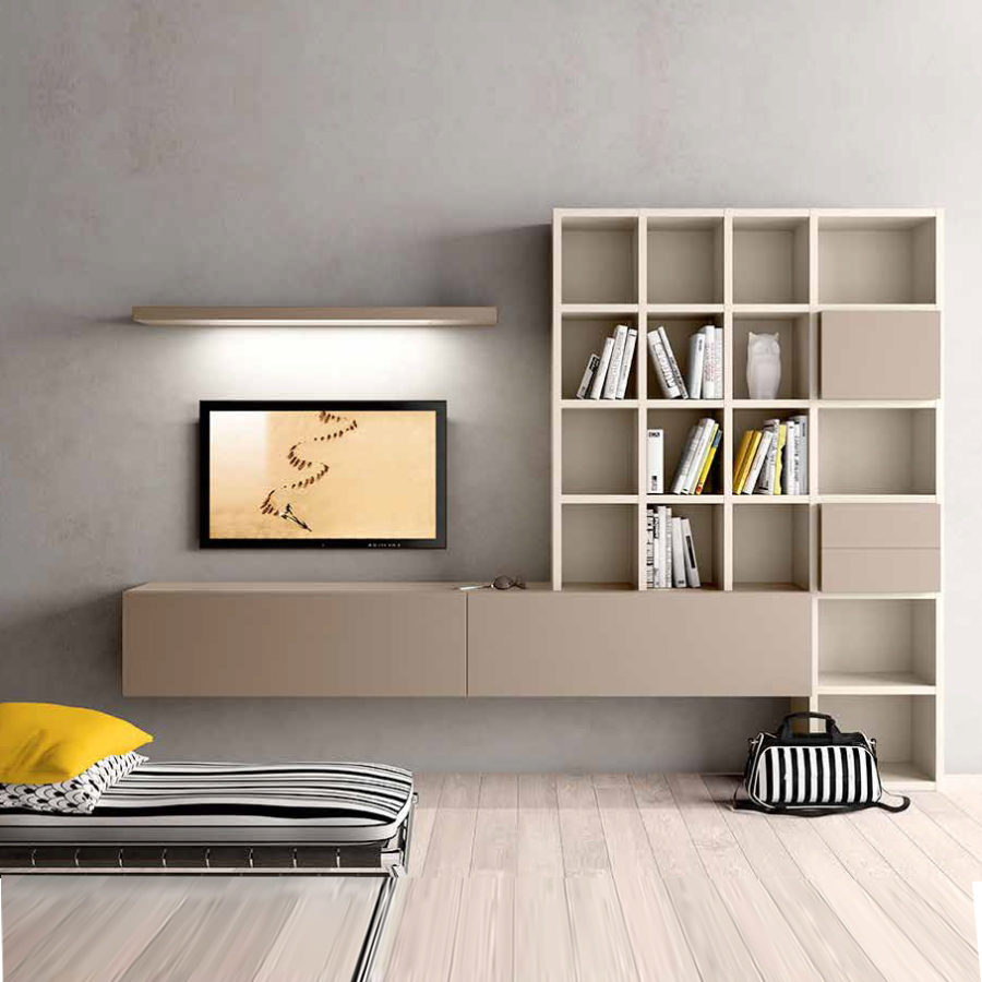 TV unit media stand by Morassutti